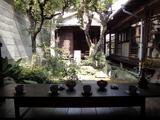 油亀 中庭